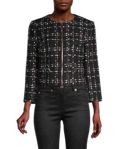 Ватная черная куртка на молнии Ted Baker London