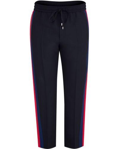 Спортивные брюки укороченные зауженные Gucci