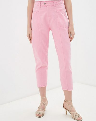 Розовые брюки Dali