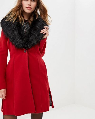 Пальто с капюшоном Met