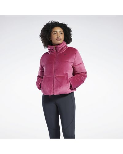 Утепленная куртка Reebok