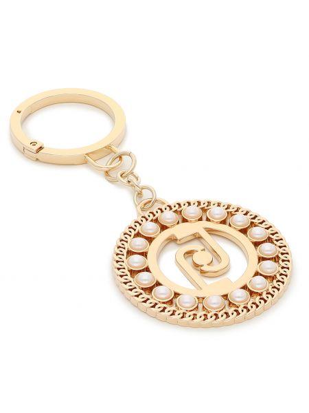 Złoty pierścionek Liu Jo