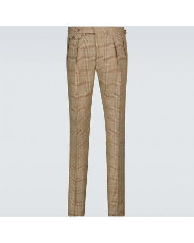 Klasyczne spodnie, beżowy Polo Ralph Lauren