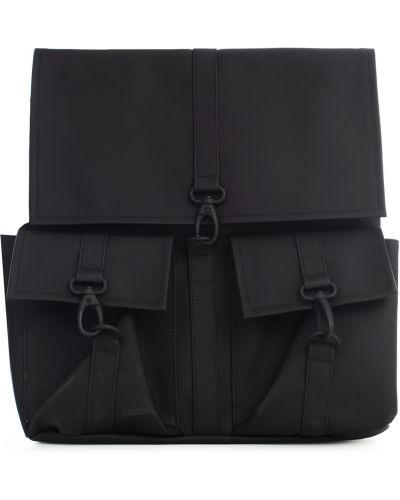 Plecak sportowy - czarny Rains