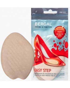 Стельки бежевый Bergal