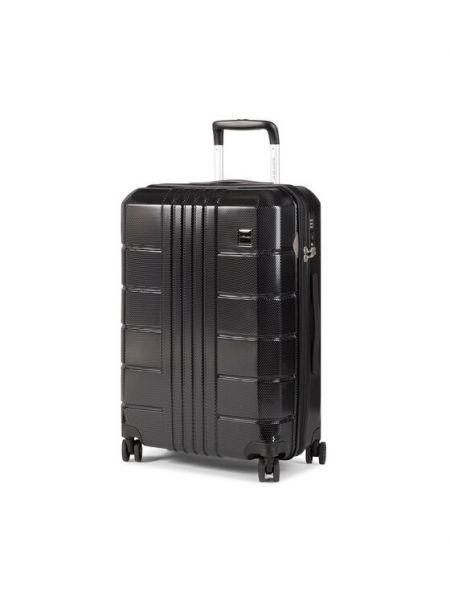 Czarna walizka średnia Wittchen