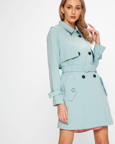 Куртка прямая с поясом облегченная Silvian Heach