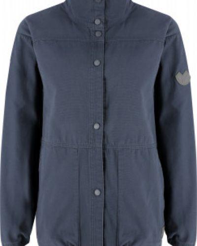 Куртка с капюшоном - синяя Outventure
