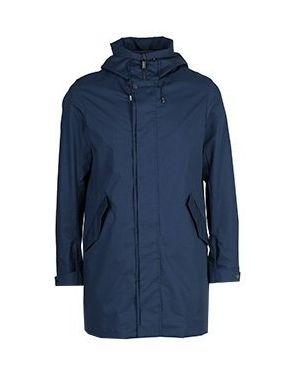 Синяя куртка Moorer