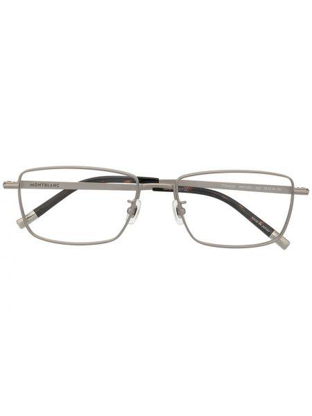 Oprawka do okularów srebrne Montblanc