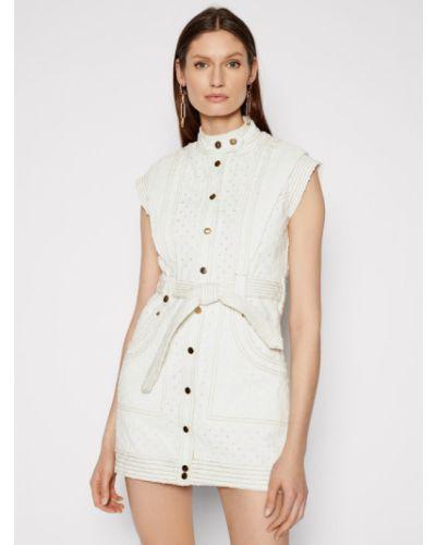 Biała sukienka Ixiah