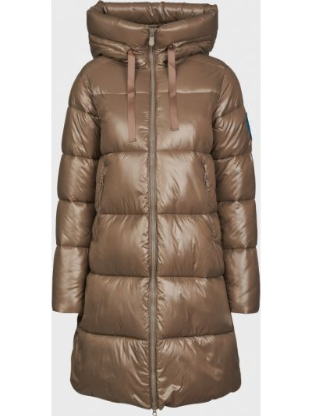Куртка на молнии - коричневая Save The Duck