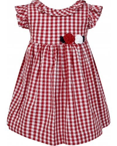 Красное платье Mayoral