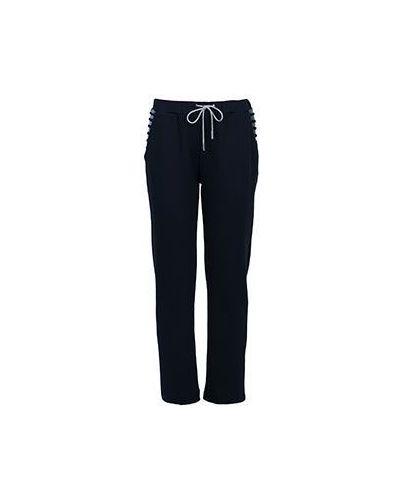 Спортивные брюки синие Eleventy