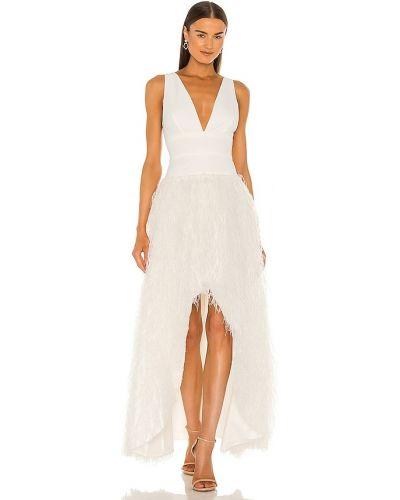 Biała sukienka Bcbgmaxazria