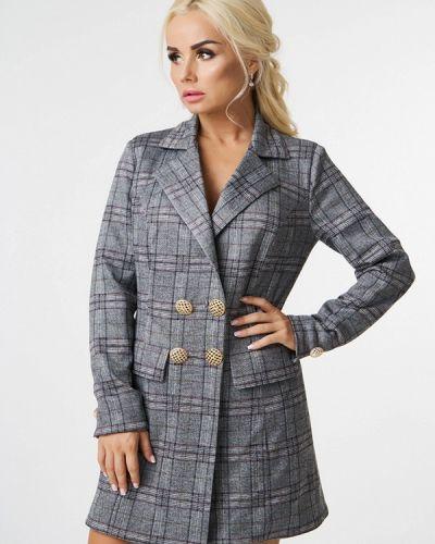 Платье платье-пиджак осеннее Luxlook