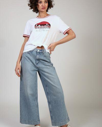 Хлопковые брюки Hugo