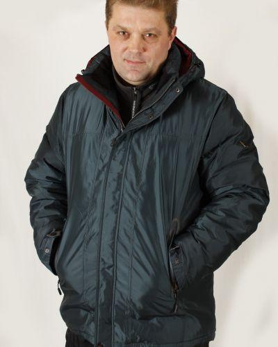 Куртка с капюшоном - синяя Avecs
