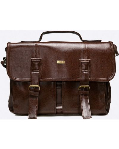 Кожаная сумка винтажная Solier