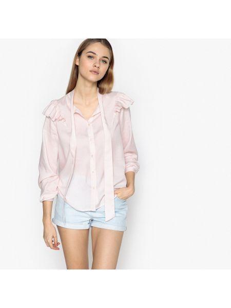Рубашка с длинным рукавом в полоску прямая Pepe Jeans