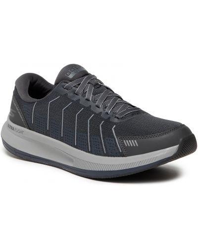 Sneakersy - szare Skechers