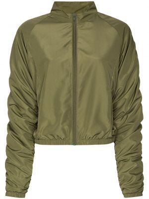 Зеленая спортивная куртка Fantabody
