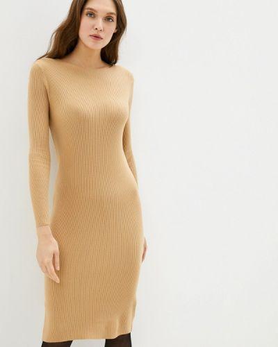 Платье вязаное осеннее Bluoltre