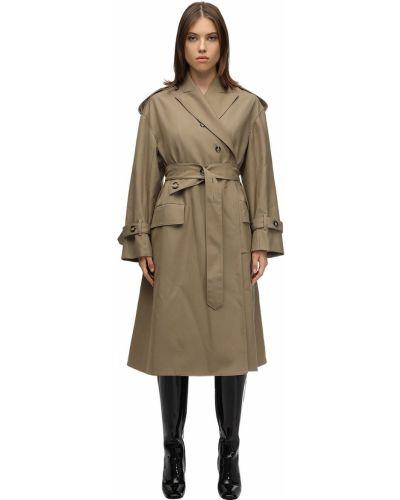Куртка на пуговицах с кокеткой Proenza Schouler