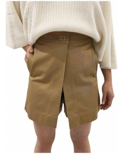 Spodnie - brązowe Givenchy