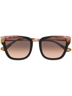 Солнцезащитные очки металлические - черные Etnia Barcelona
