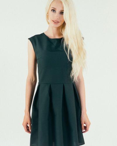 Повседневное платье весеннее зеленый Подіум
