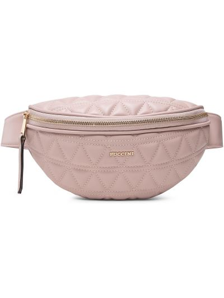 Różowa torebka Puccini