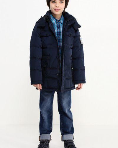 Куртка свободная из полиэстера Finn Flare