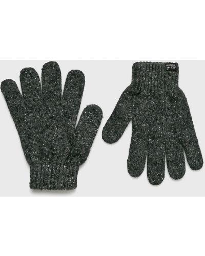 Перчатки шерстяные текстильные Jack Wolfskin