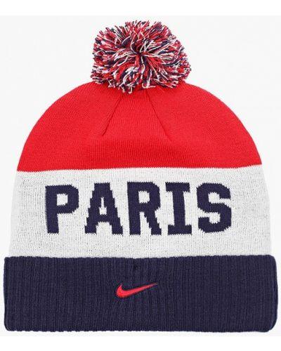Разноцветная шапка Nike