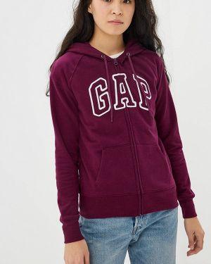 Фиолетовая толстовка Gap
