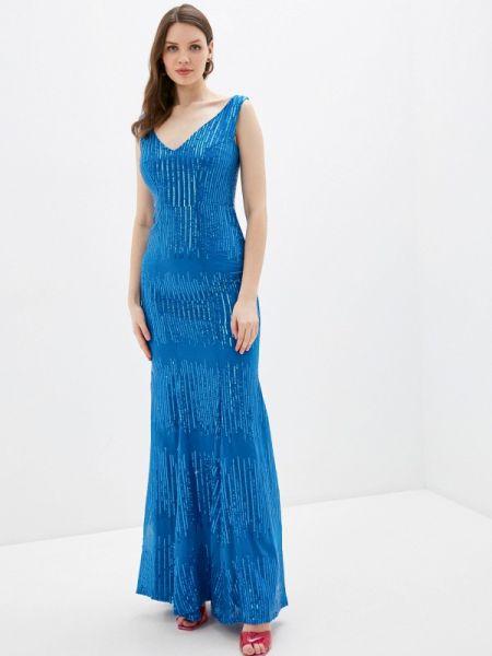 Вечернее платье весеннее Goddiva