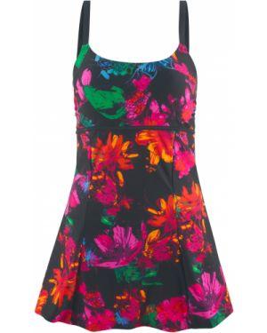 Платье на бретелях купальное Bonprix