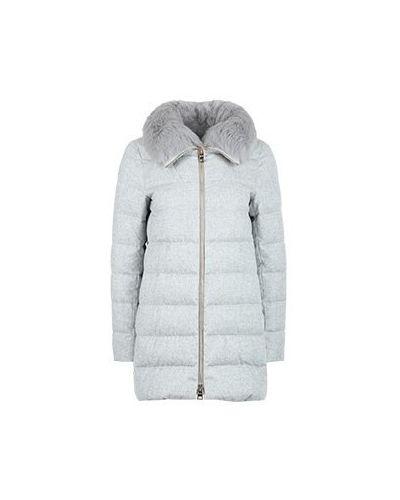 Зимняя куртка серая Herno