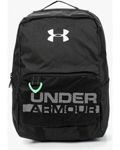 Черный рюкзак текстильный Under Armour