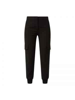 Czarne spodnie Levete Room