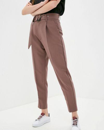 Повседневные серые брюки Imocean
