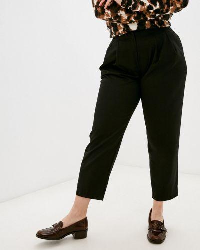 Повседневные черные брюки Please