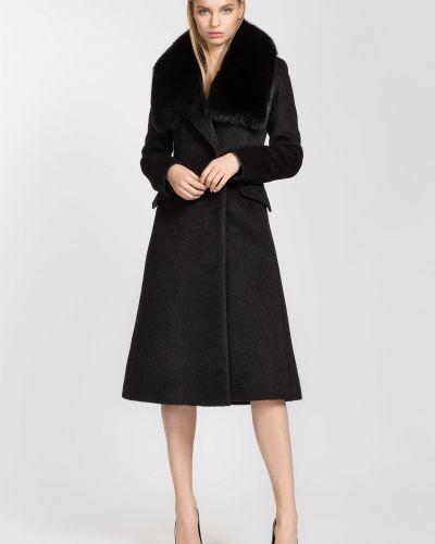 Пальто лама шерстяное Vassa&co