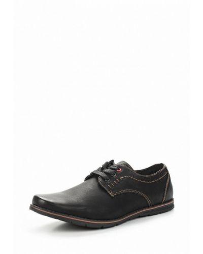 Черные туфли из искусственной кожи Go.do.