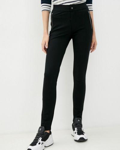Черные брюки Luhta