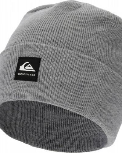 Спортивная шапка - серая Quiksilver