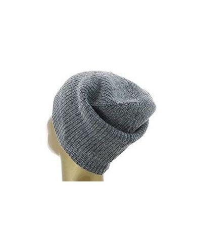 Вязаная шапка шерстяная No.21