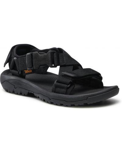 Czarne sandały casual Teva