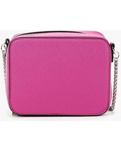 Розовая сумка через плечо Zarina